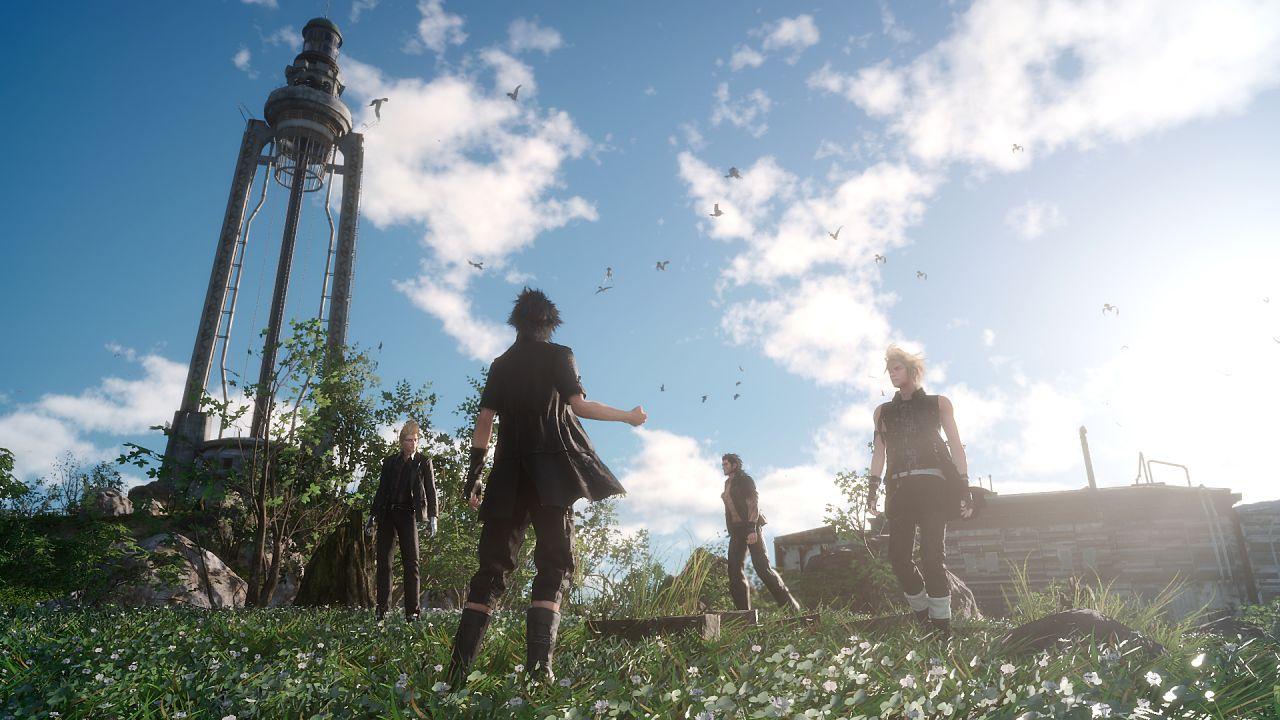 Final Fantasy XV: mostrata la fisica delle distruzioni alla base del gioco