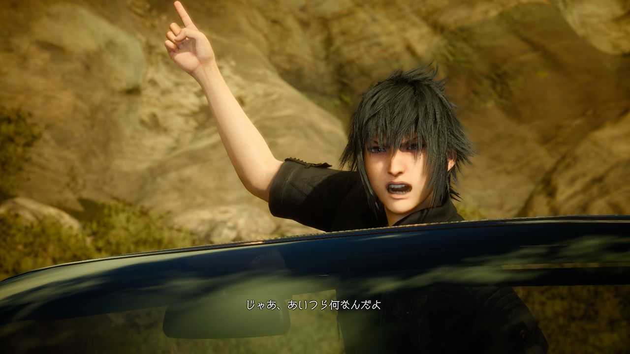Final Fantasy XV: nuove informazioni e video gameplay
