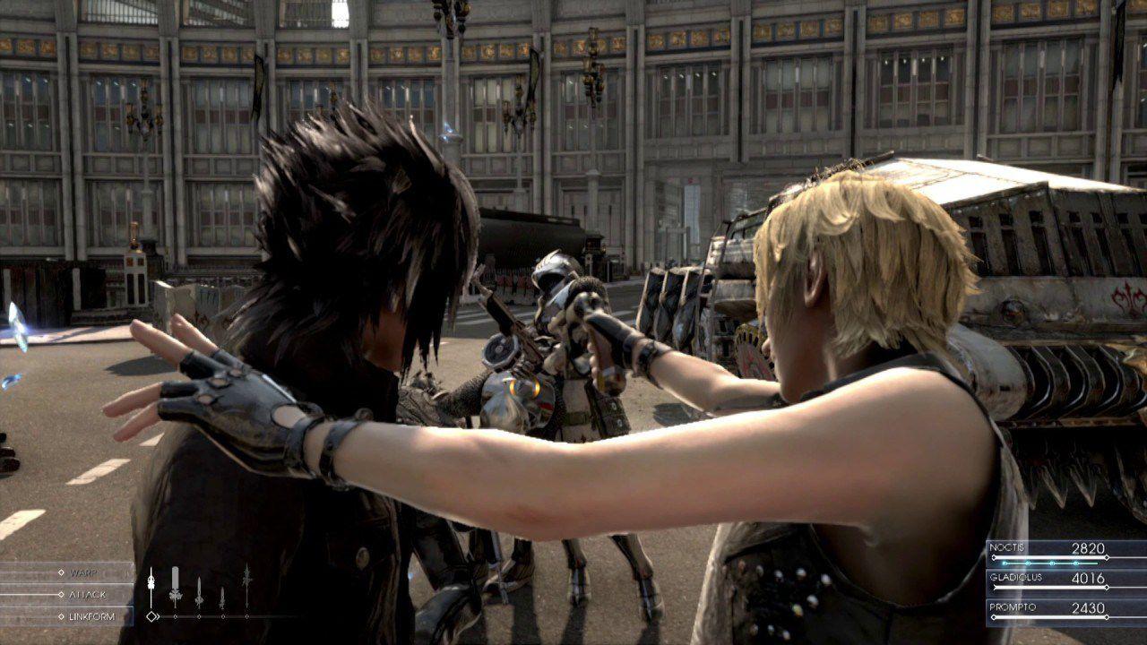 Final Fantasy XV potrebbe avere una componente online
