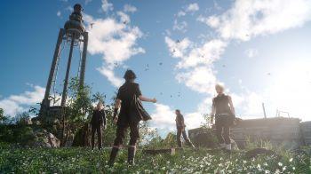 Final Fantasy XV: i primi 30 minuti di gameplay della versione giapponese