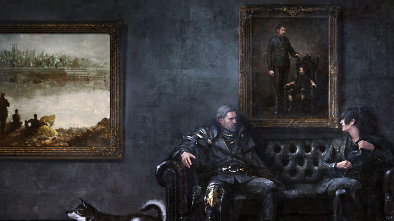 Final Fantasy XV: tante nuove informazioni da Game Informer