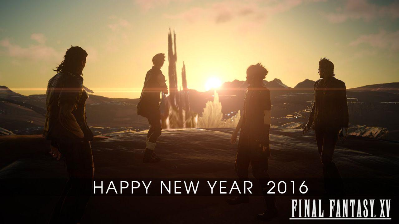 Final Fantasy XV: il team torna al lavoro dopo le festività di fine anno