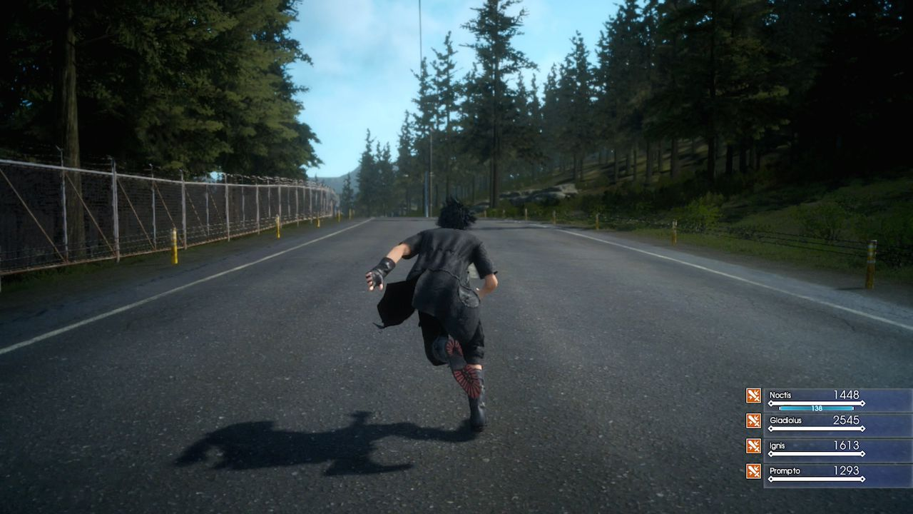 Final Fantasy XV: tre nuovi screenshot
