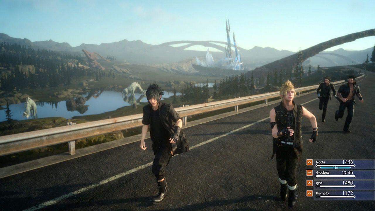 Final Fantasy XV: una traccia del gioco sarà inclusa nell'album di Yoko Shimomura