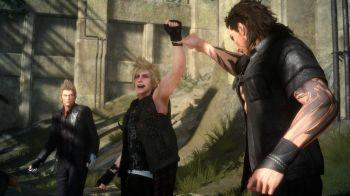 Final Fantasy XV: vediamo l'IA avanzata dei compagni e dei nemici