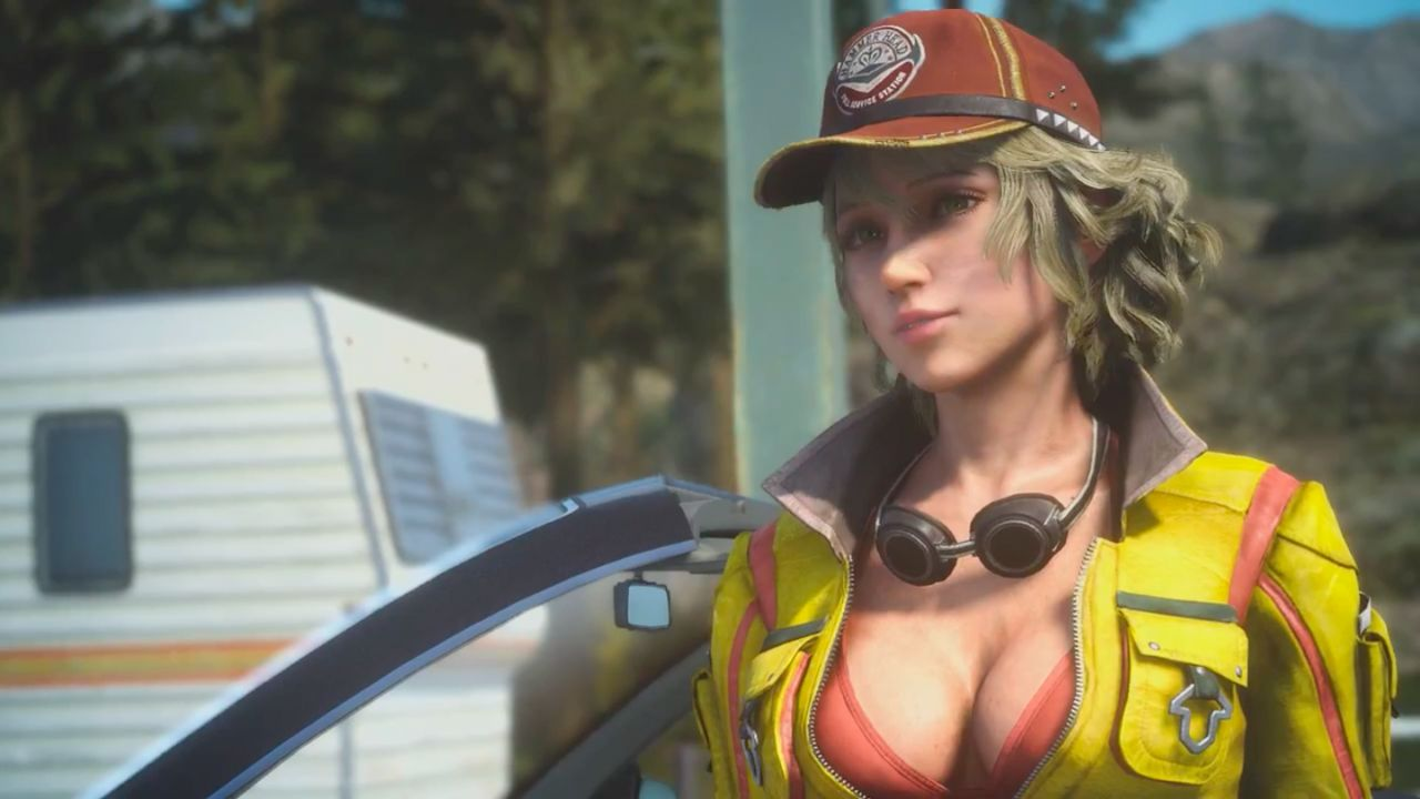 Final Fantasy XV: i vestiti di Cindy sono troppo sexy? Ecco cosa è emerso dal feedback dei giocatori