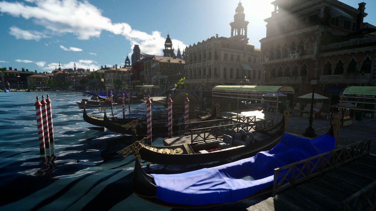 Final Fantasy XV VR Experience annunciato all'E3, nuovo trailer per il gioco