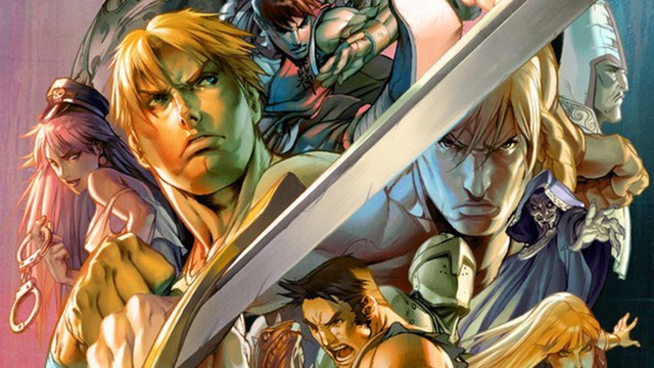Final Fight: Double Impact, la versione PS3 richiede una connessione al PSN