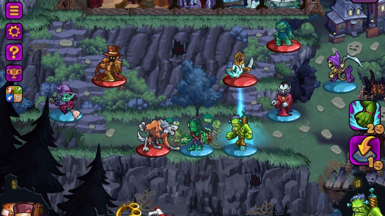 Firaxis Games annuncia Haunted Hollow per iOS