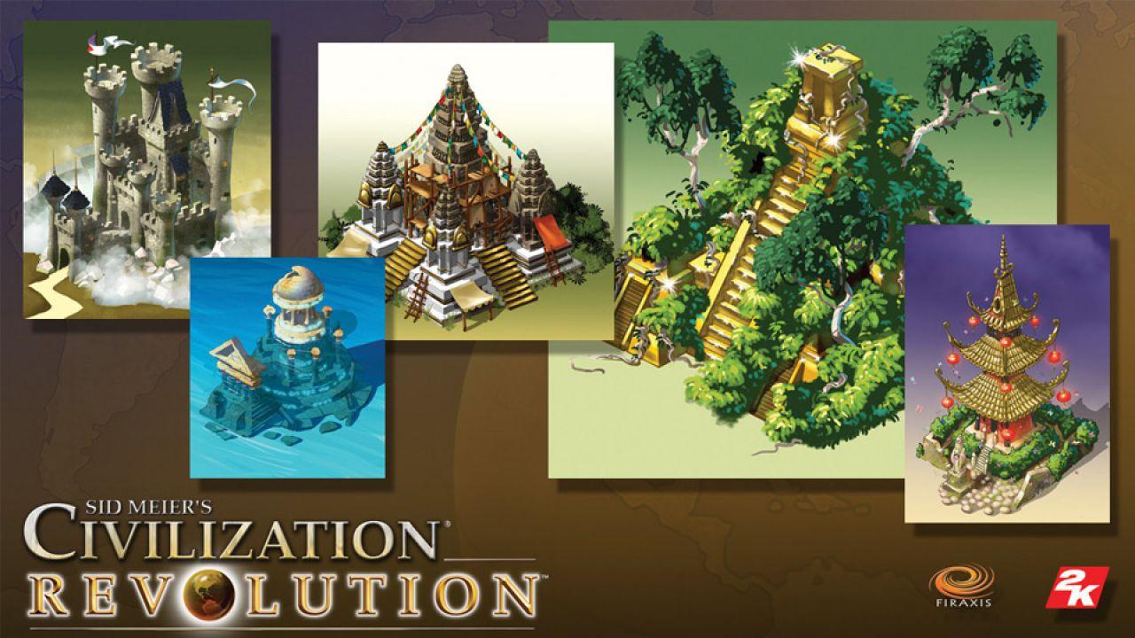 Firaxis al lavoro su un nuovo strategico, Civilization Revolution II è stato cancellato