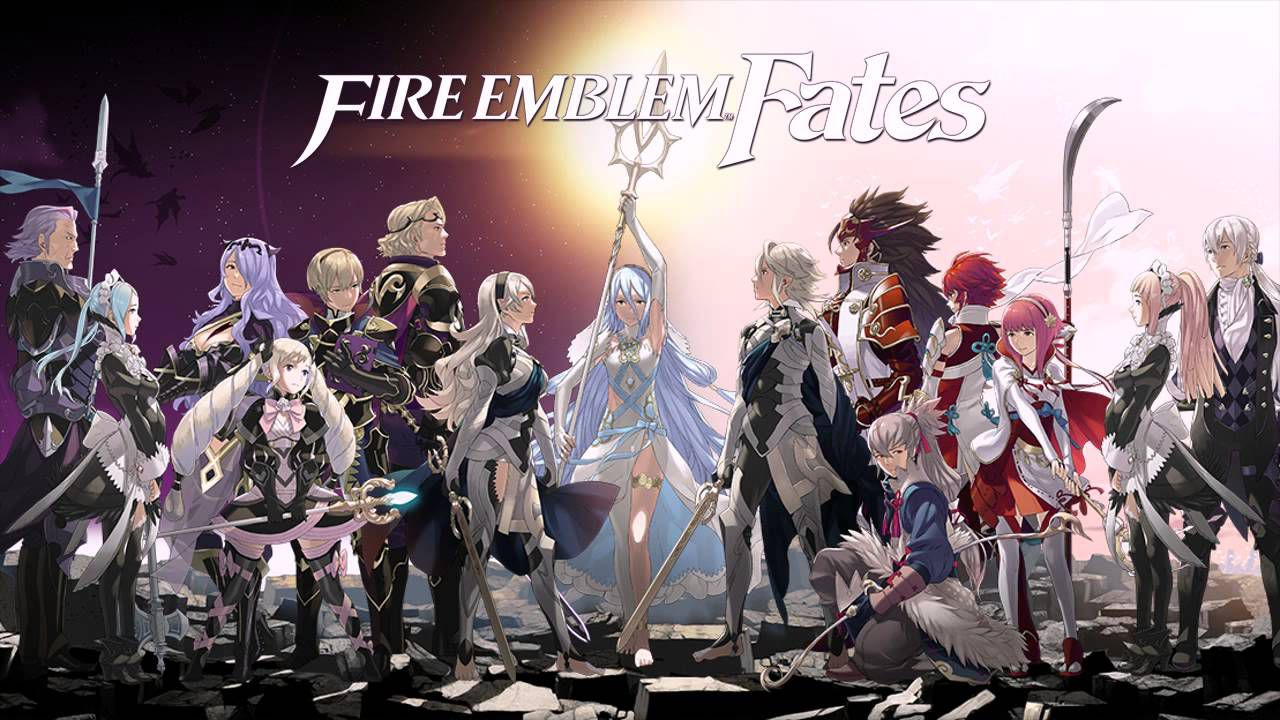 Fire Emblem Fates: le cover per New 3DS arriveranno anche in Europa