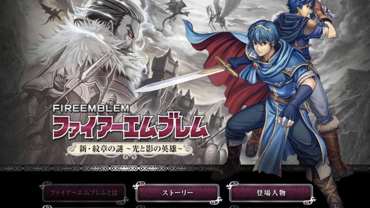 Fire Emblem: Mystery of the Emblem, boxart e nuove immagini