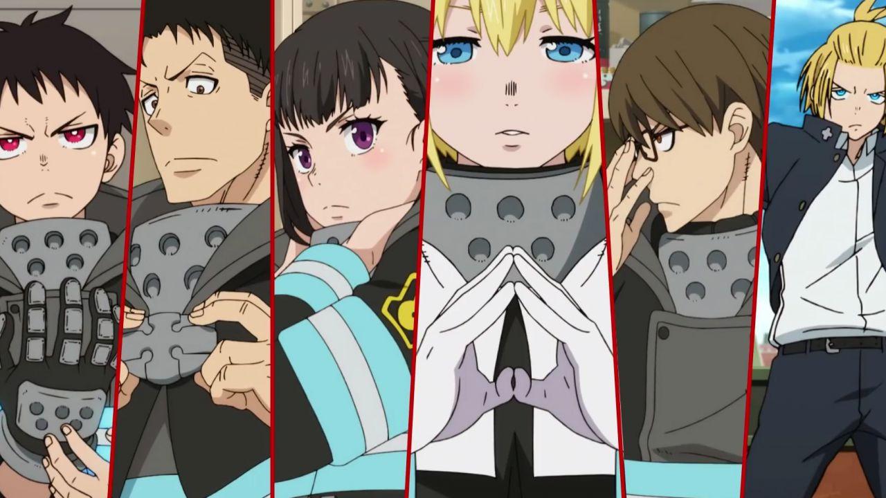 Fire Force: giungono nuove informazioni sull'opening theme dell'anime