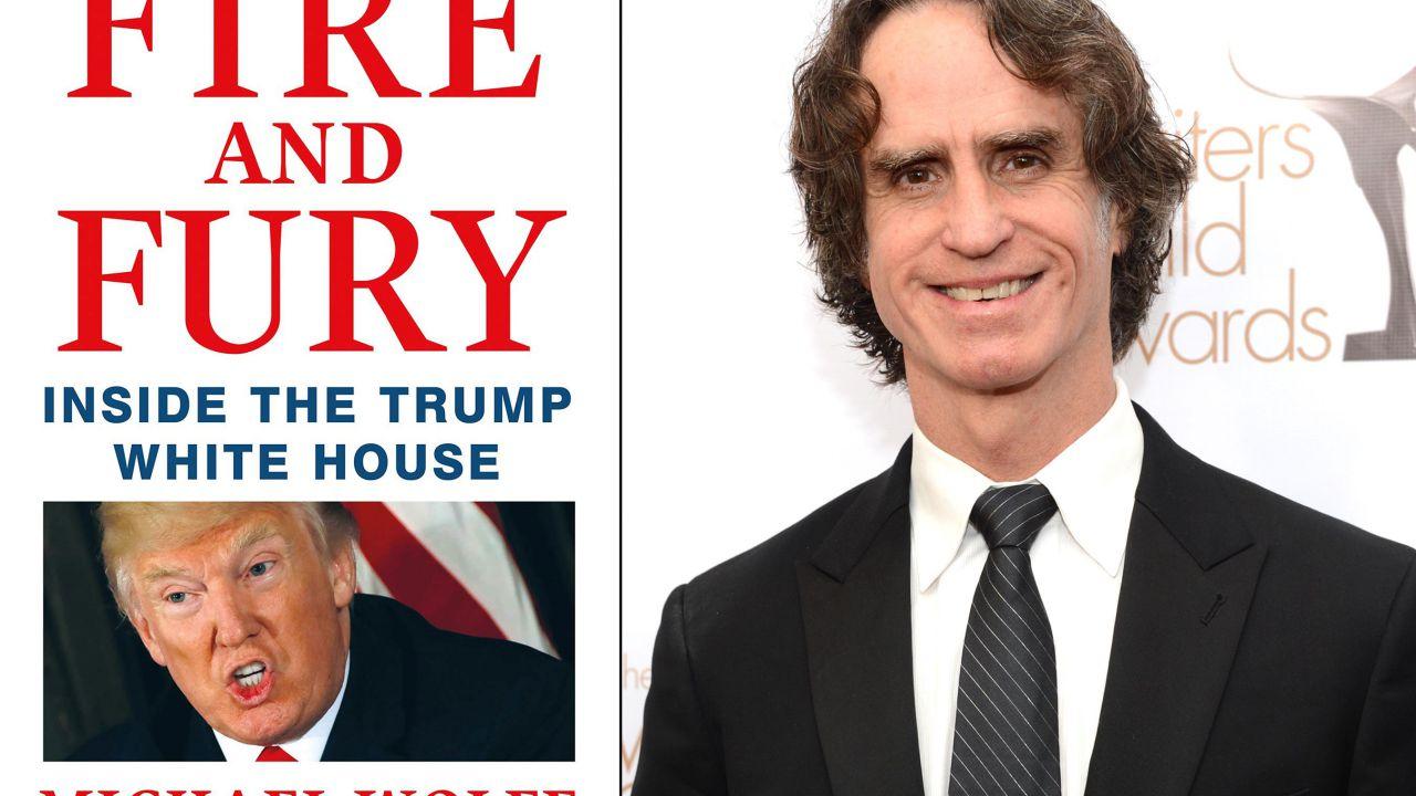 Fire & Fury: Jay Roach, regista di Trumbo, dirigerà la serie basata sul libro contro Trump