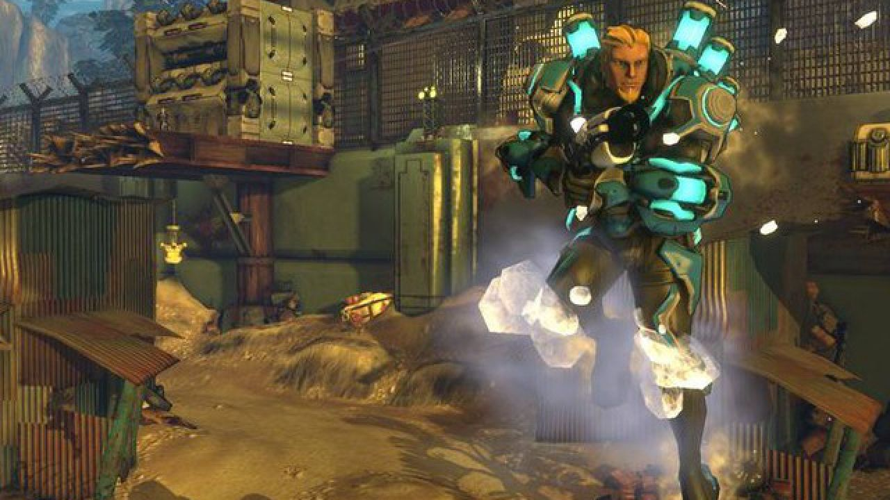 Firefall disponibile in modalità Early Access