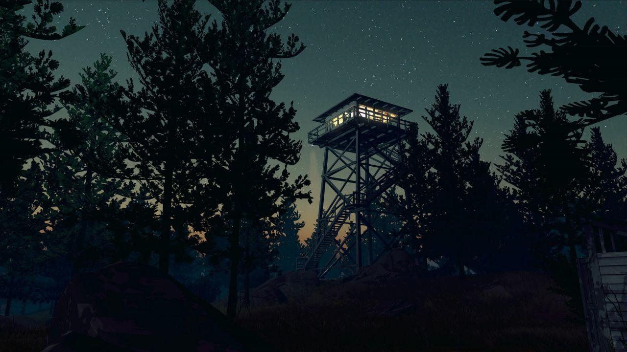 Firewatch farà il suo debutto console su PlayStation 4