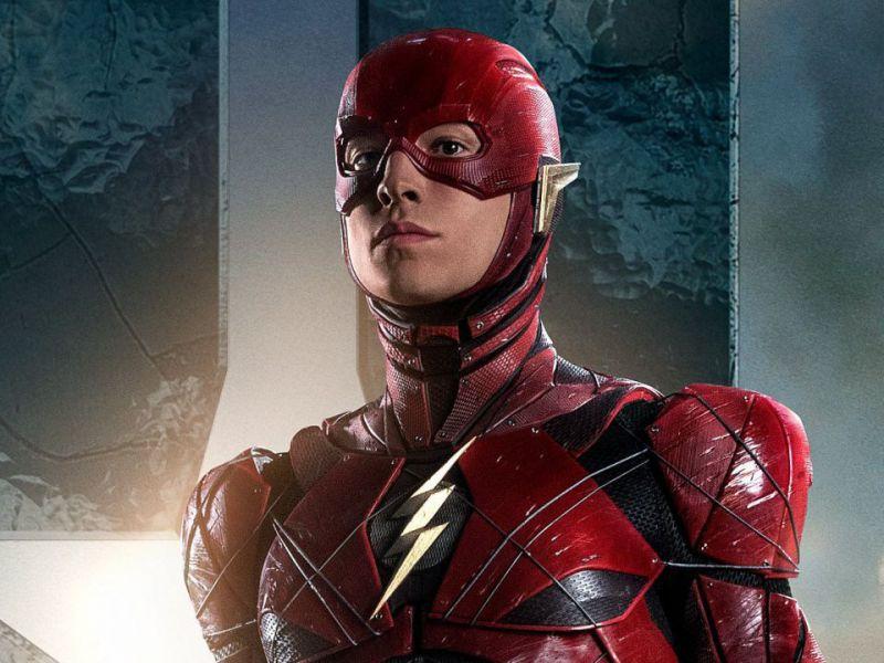 Flash, importanti novità nel cast del film con Ezra Miller: ecco a chi dovrà rinunciare