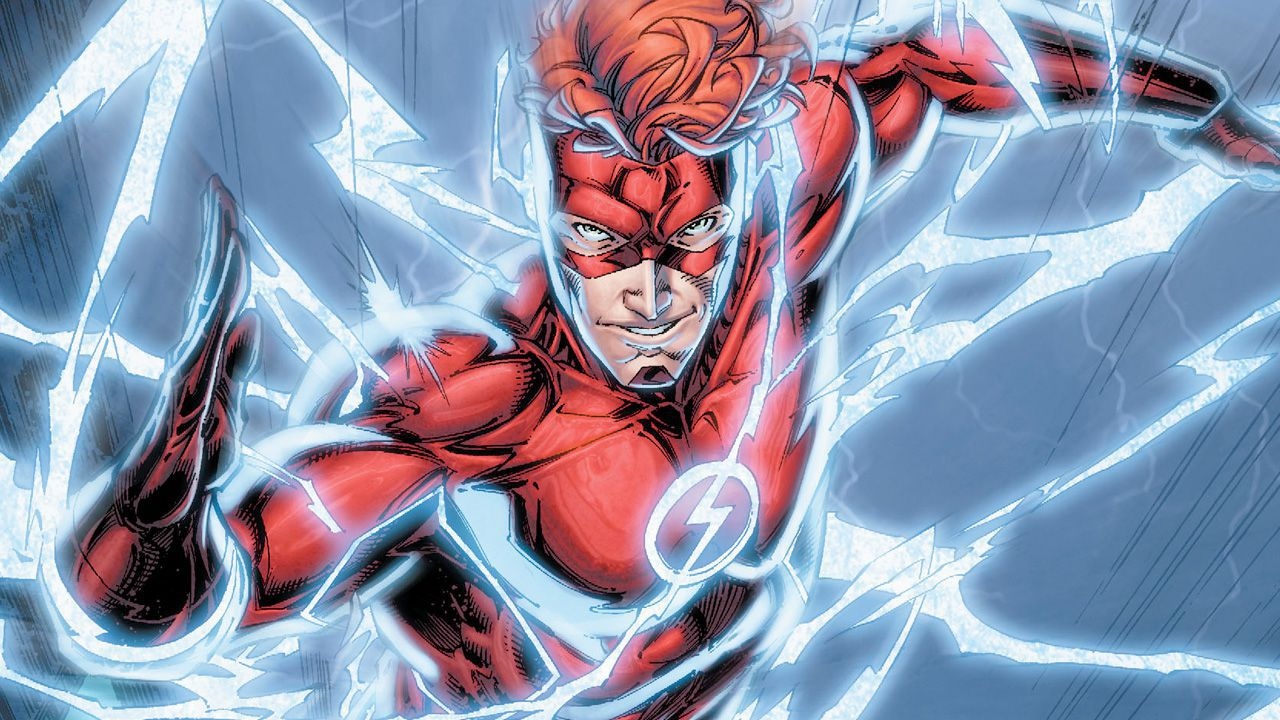 Flash: inavvertitamente, Wally West ottiene un enorme potere