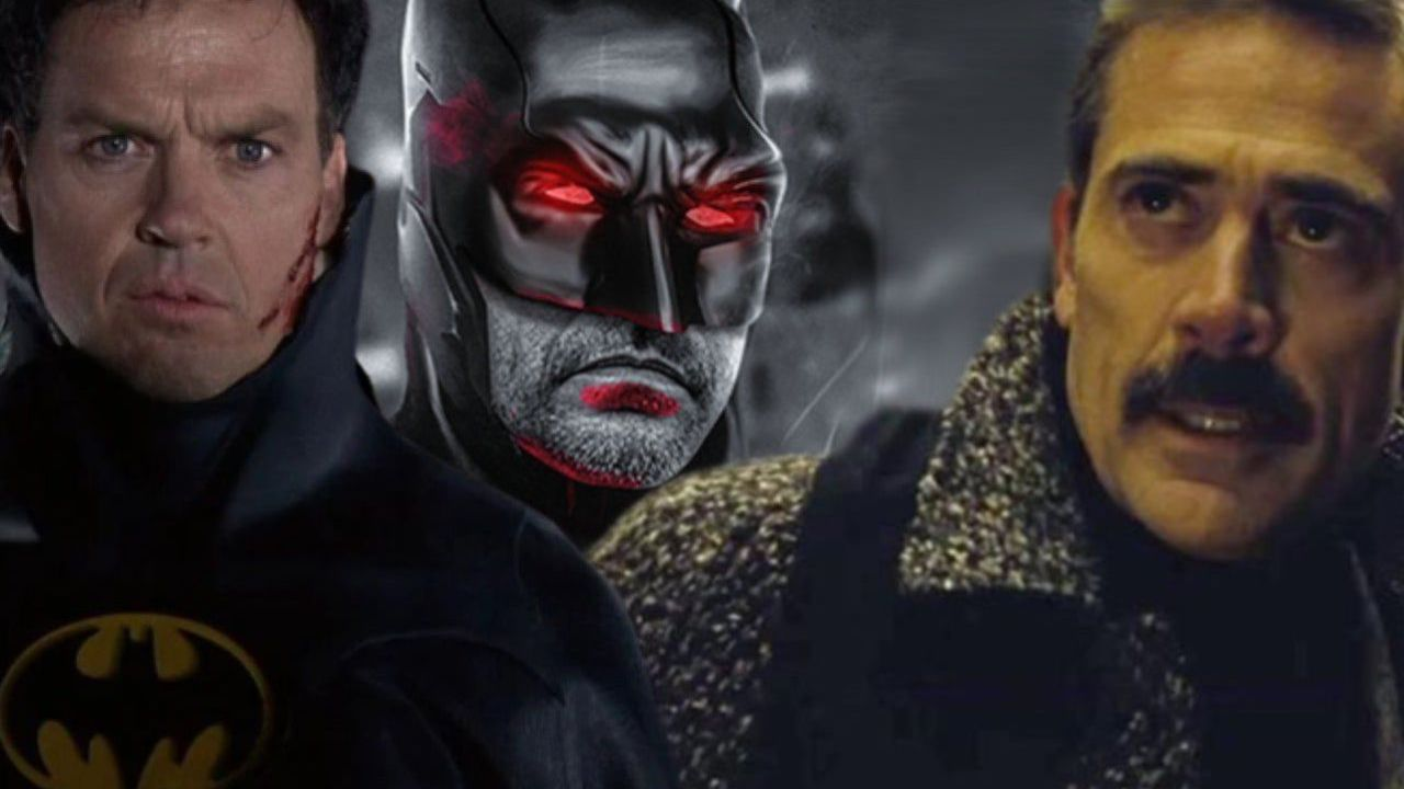 Flash, rivelati nuovi dettagli sui Batman di Michael Keaton e Jeffrey Dean Morgan!