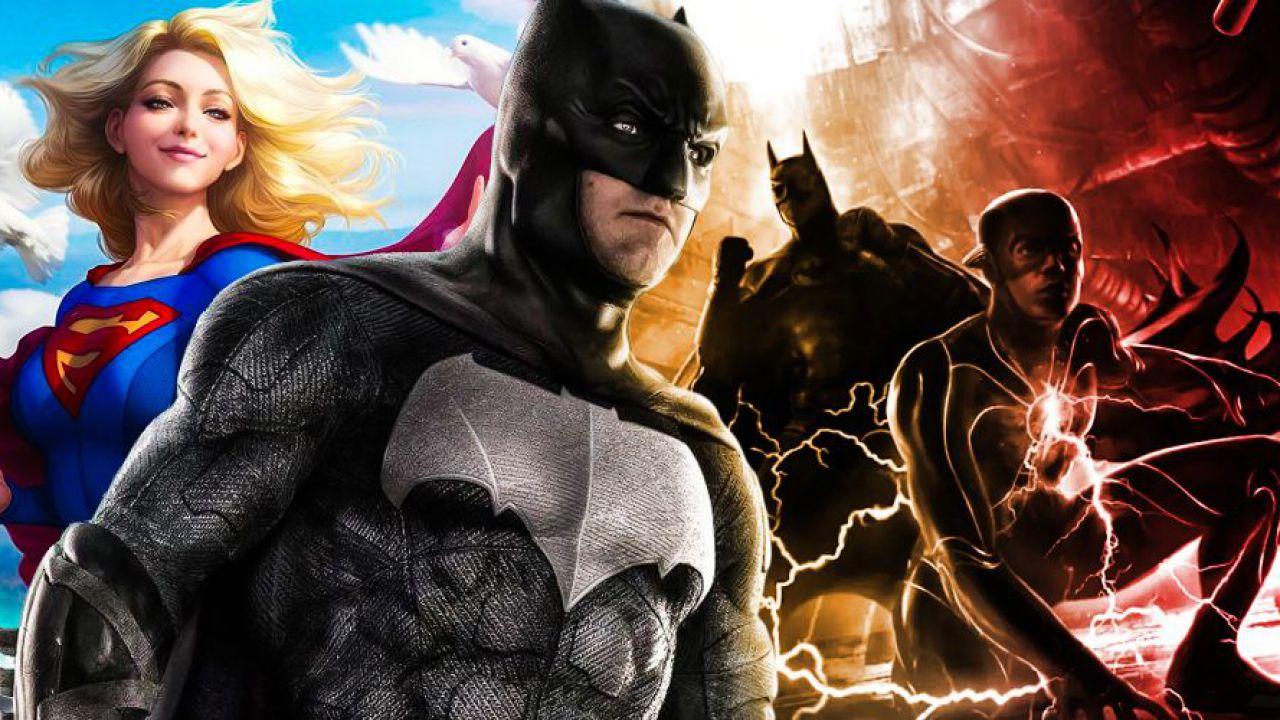 Flash, tutti i supereroi annunciati finora per il cinecomic con Ezra Miller!