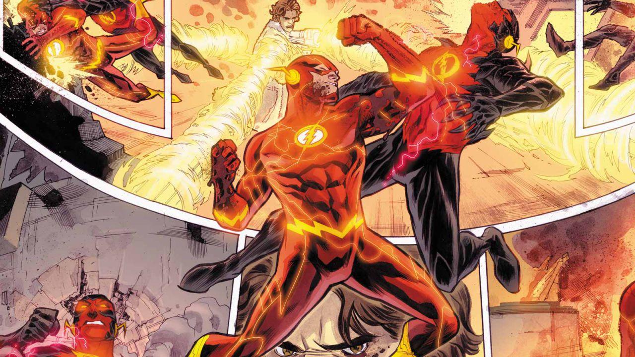 Flashpoint è una priorità, Flash considerato 'il migliore' in Justice League