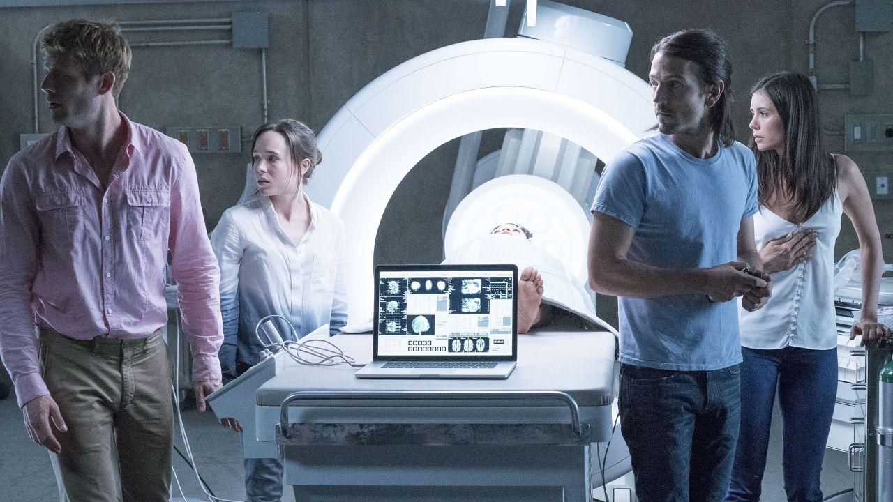 Flatliners: Ellen Page, Diego Luna e Nina Dobrev nel nuovo trailer del reboot