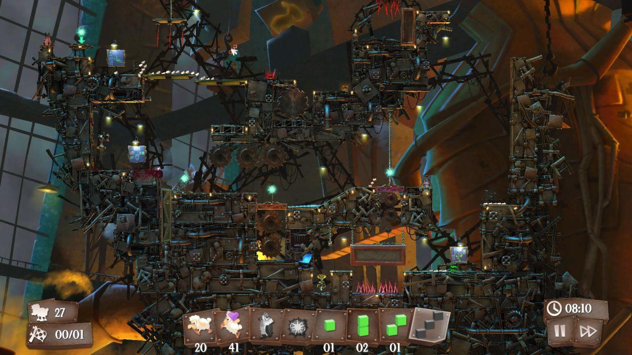 Flockers arriva il 6 Maggio su Steam Early Access