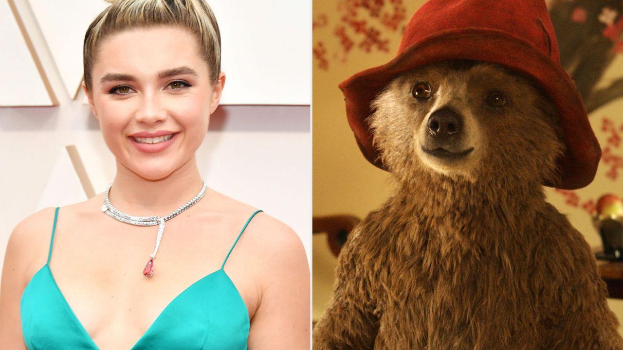 Florence Pugh è diventata amica di Paddington: l'attrice fa la marmellata su Instagram