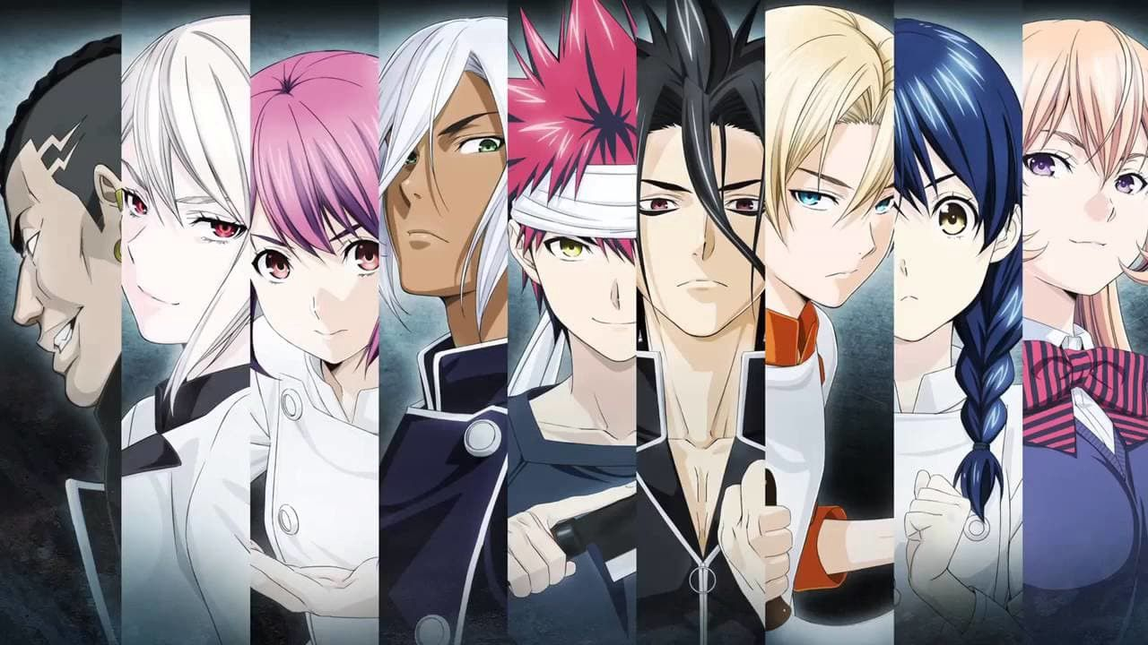 Food Wars: diffusa la nuova Opening dell'imminente quarta stagione