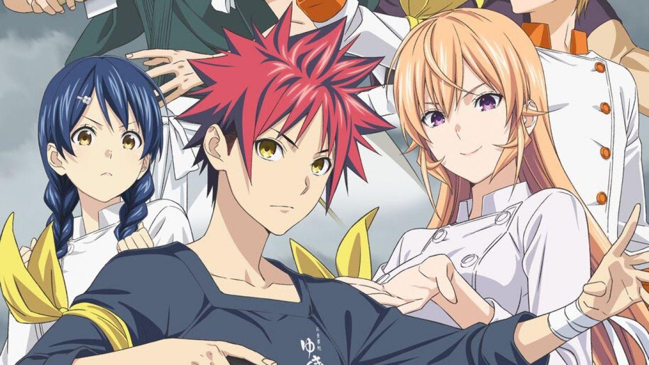 Food Wars sta ufficialmente prendendo le distanze dal manga, ecco le modifiche principali