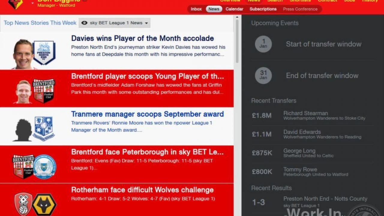 Football Manager Classic 2014: annunciato un bundle con PSVita