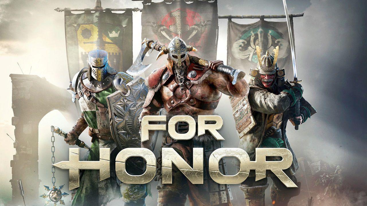 For Honor: 3 nuovi trailer mostrano i Samurai, i Vichinghi e i Cavalieri