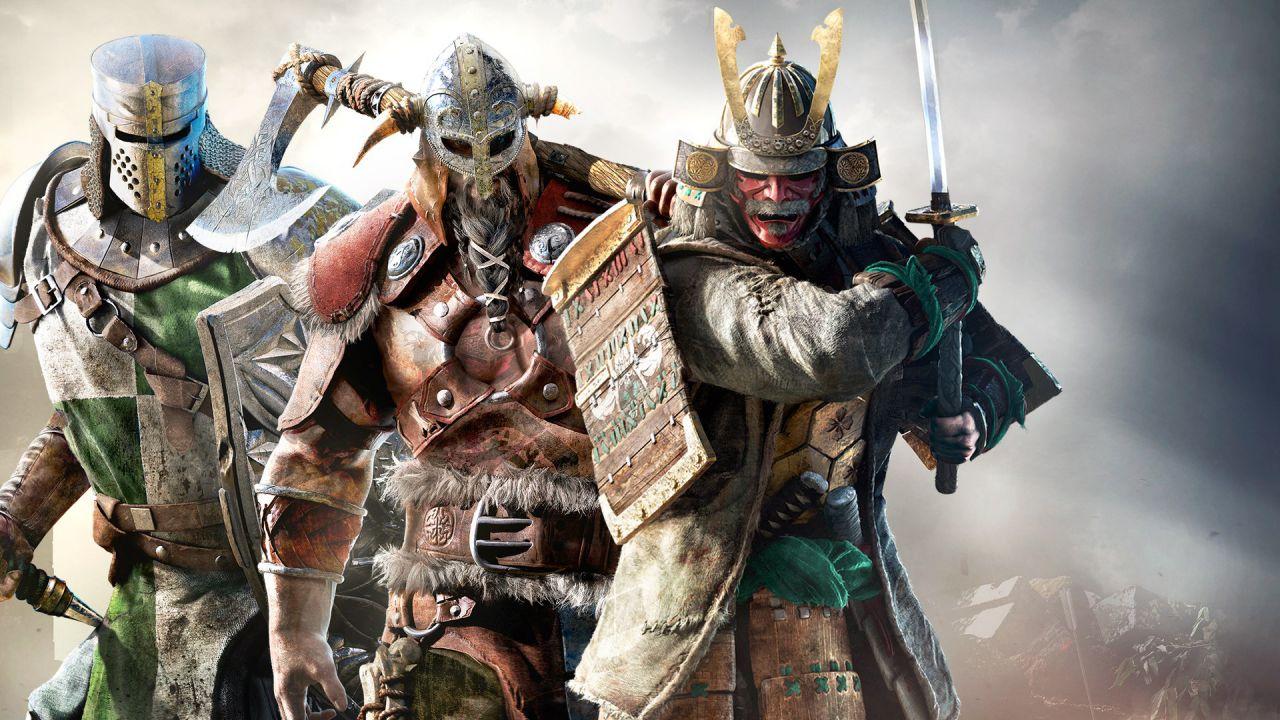For Honor: Ubisoft annuncia l'arrivo dell'aggiornamento gratuito per PS5 e Xbox Series X