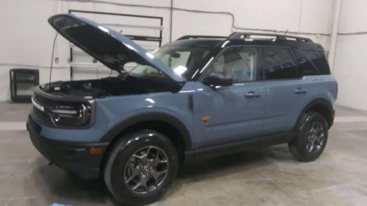 Ford Bronco Sport: il SUV sarà esattamente così, svelato in ogni dettaglio