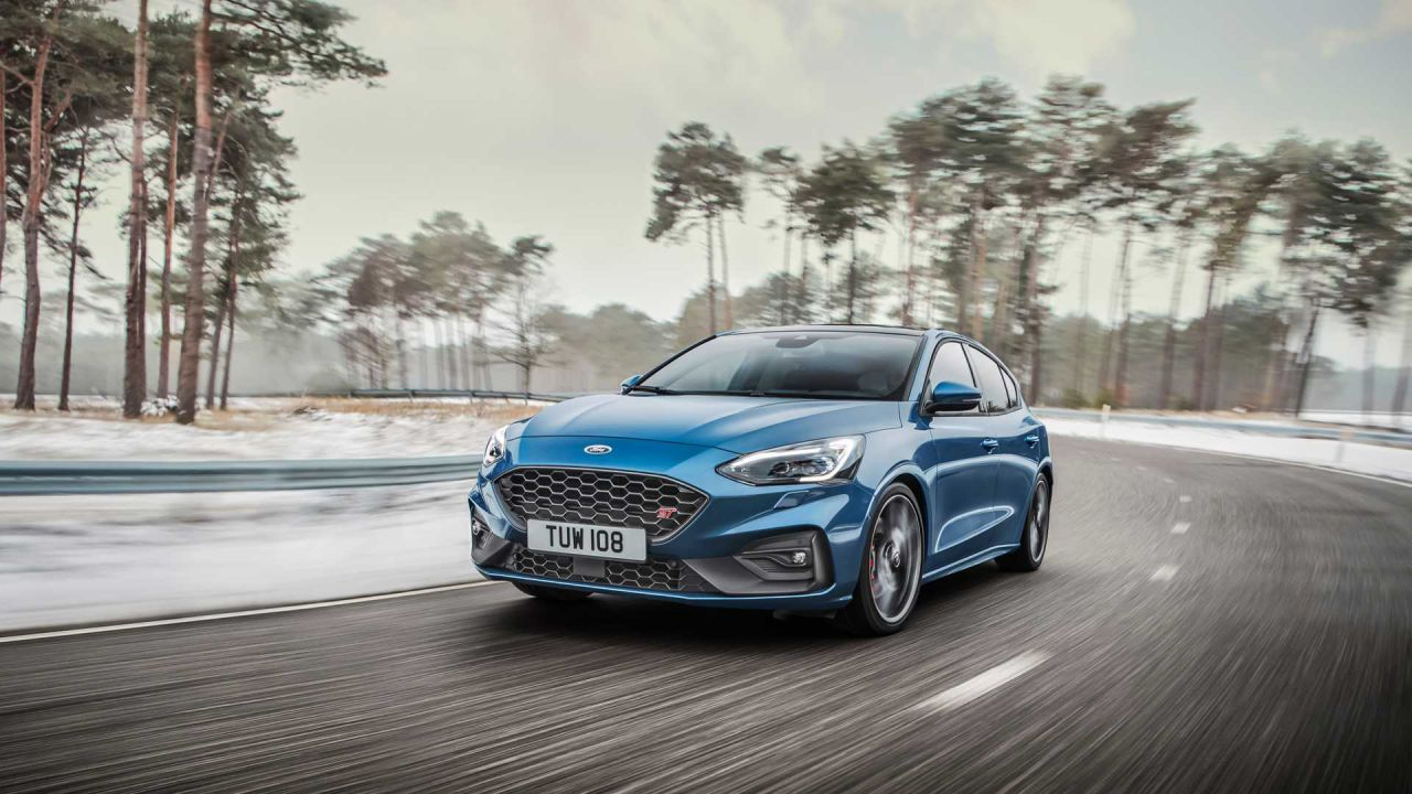Ford Focus ST: svelata ufficialmente la nuova evoluzione sportiva della hatckback di Ford