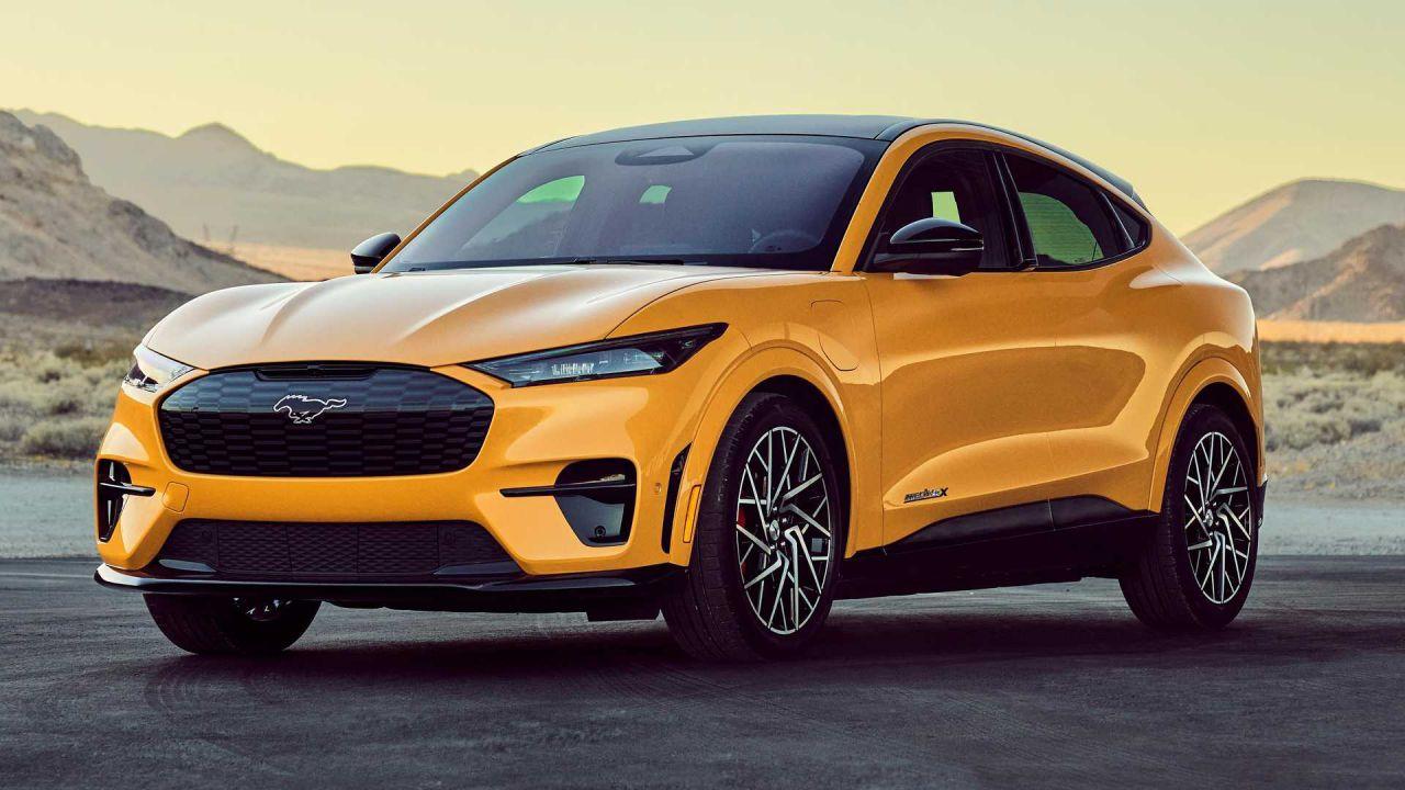 Ford Mustang Mach-E: la Polizia di Ann Arbor ha ordinato un paio di esemplari