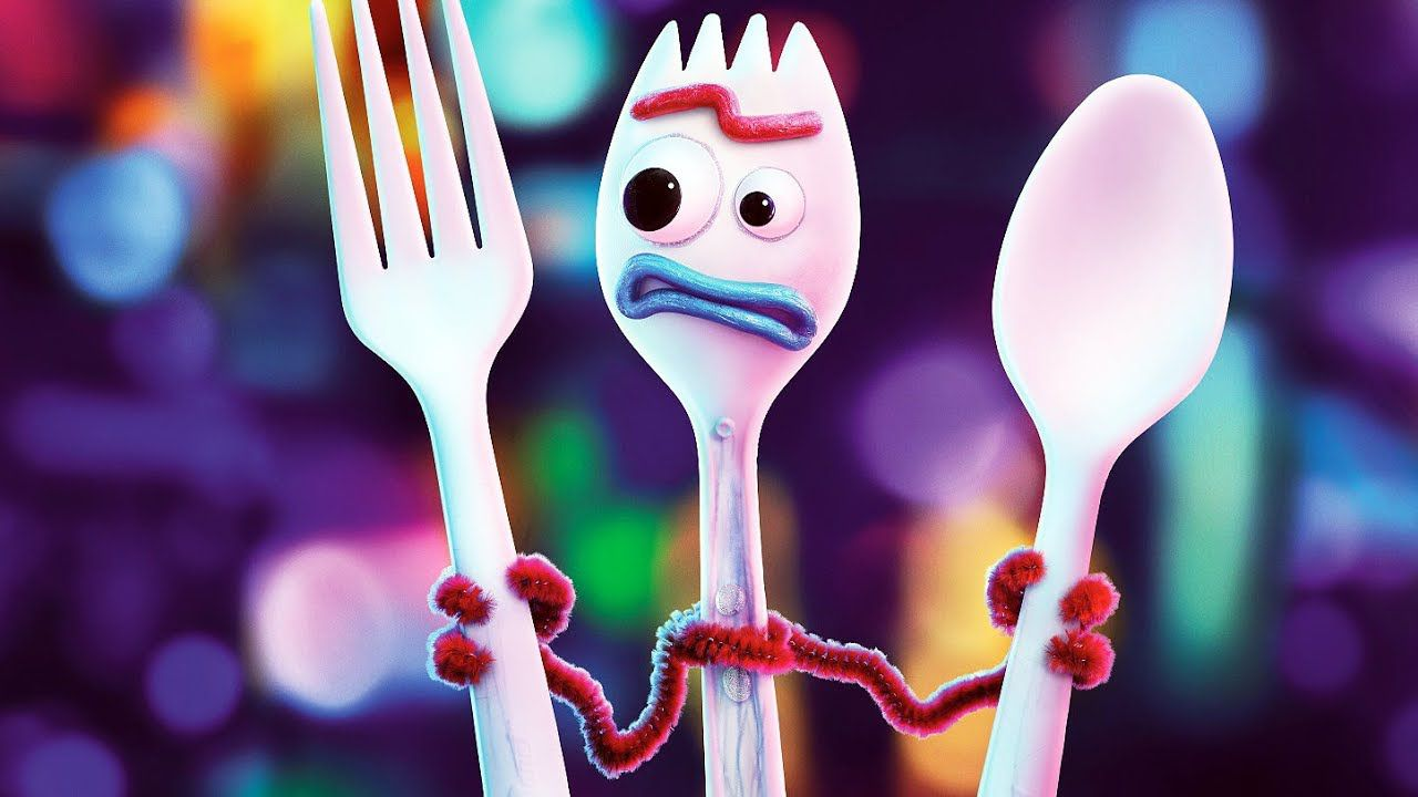 Forky è pericoloso: in USA il giocattolo di Toy Story 4 viene ritirato dal mercato