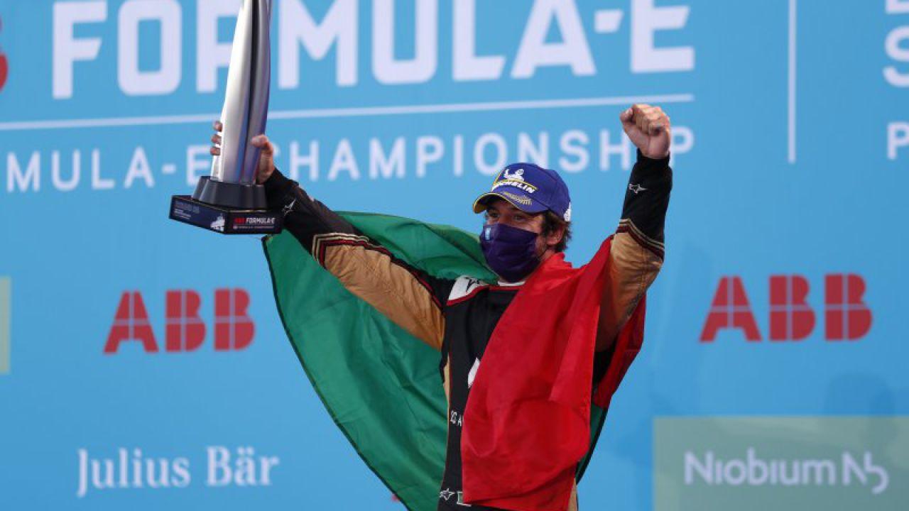 Formula E, E-Prix di Berlino: un super Da Costa porta a casa la prima gara post lockdown