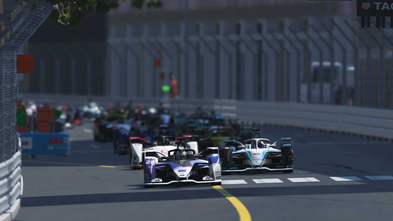 Formula E: l'ePrix virtuale appassiona e Günther vince la prima gara