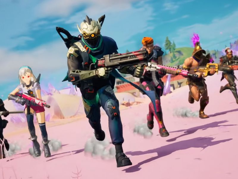 Fortnite 2, the update introduces new dialogues: preparations for Season 6 are underway