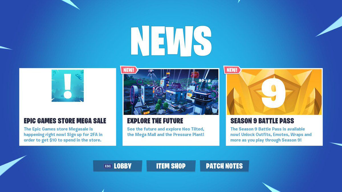 Fortnite 2FA: buono sconto per Epic Games Store attivando ...