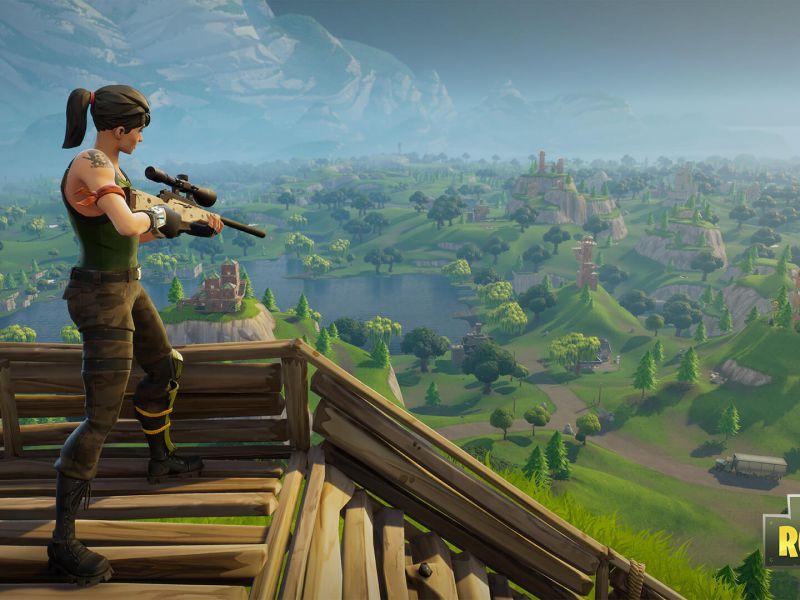 Fortnite: 40 milioni di giocatori e 2 milioni di utenti connessi contemporaneamente