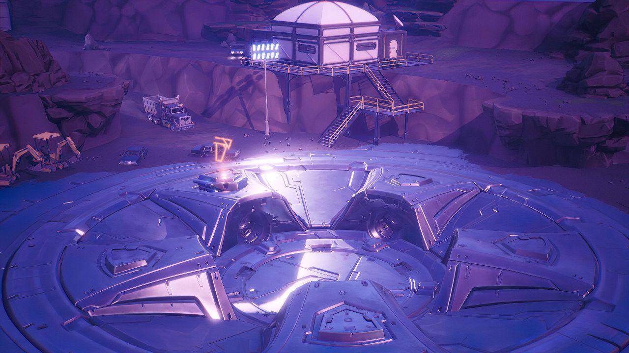 Fortnite e gli Alieni: il Bunker di Loot Lake è lo scafo di un'Astronave?