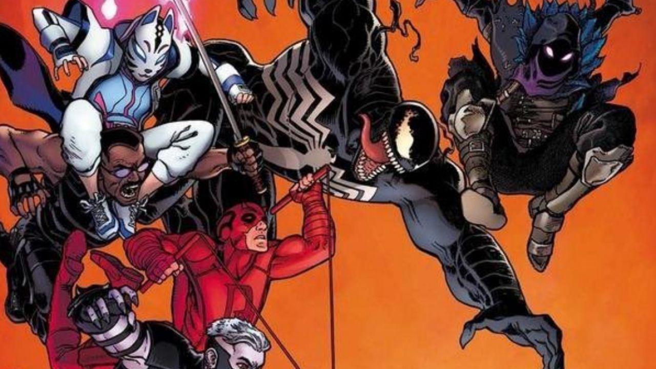 Fortnite: in arrivo anche le skin di  Daredevil e Venom?