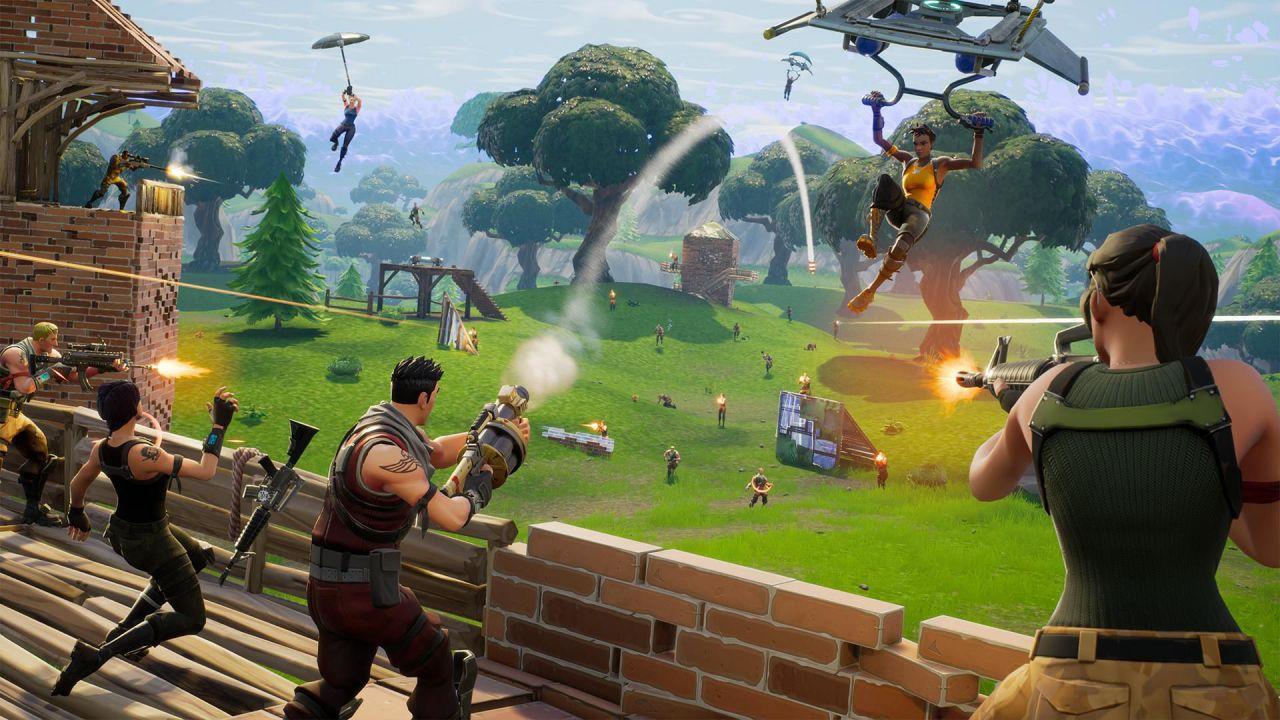Fortnite Battle Royale: doppi punti XP per tutto il weekend