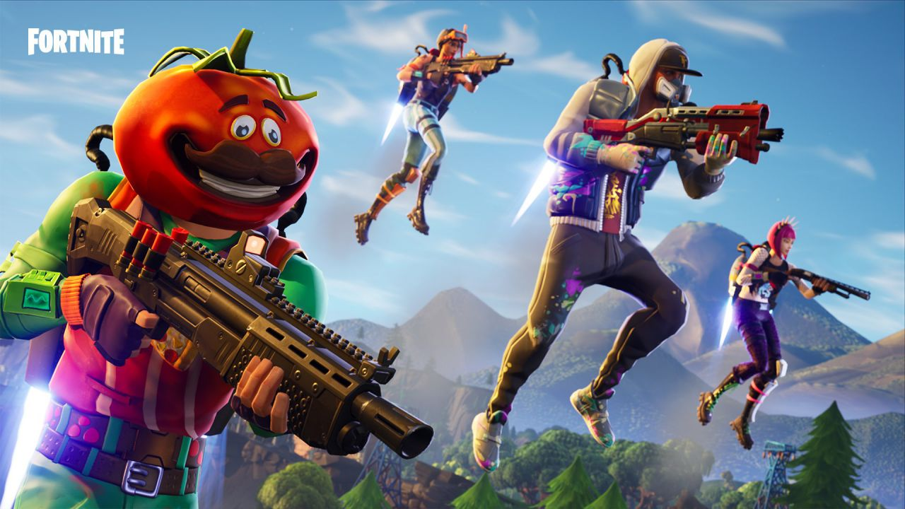 - fortnite videogioco ps4