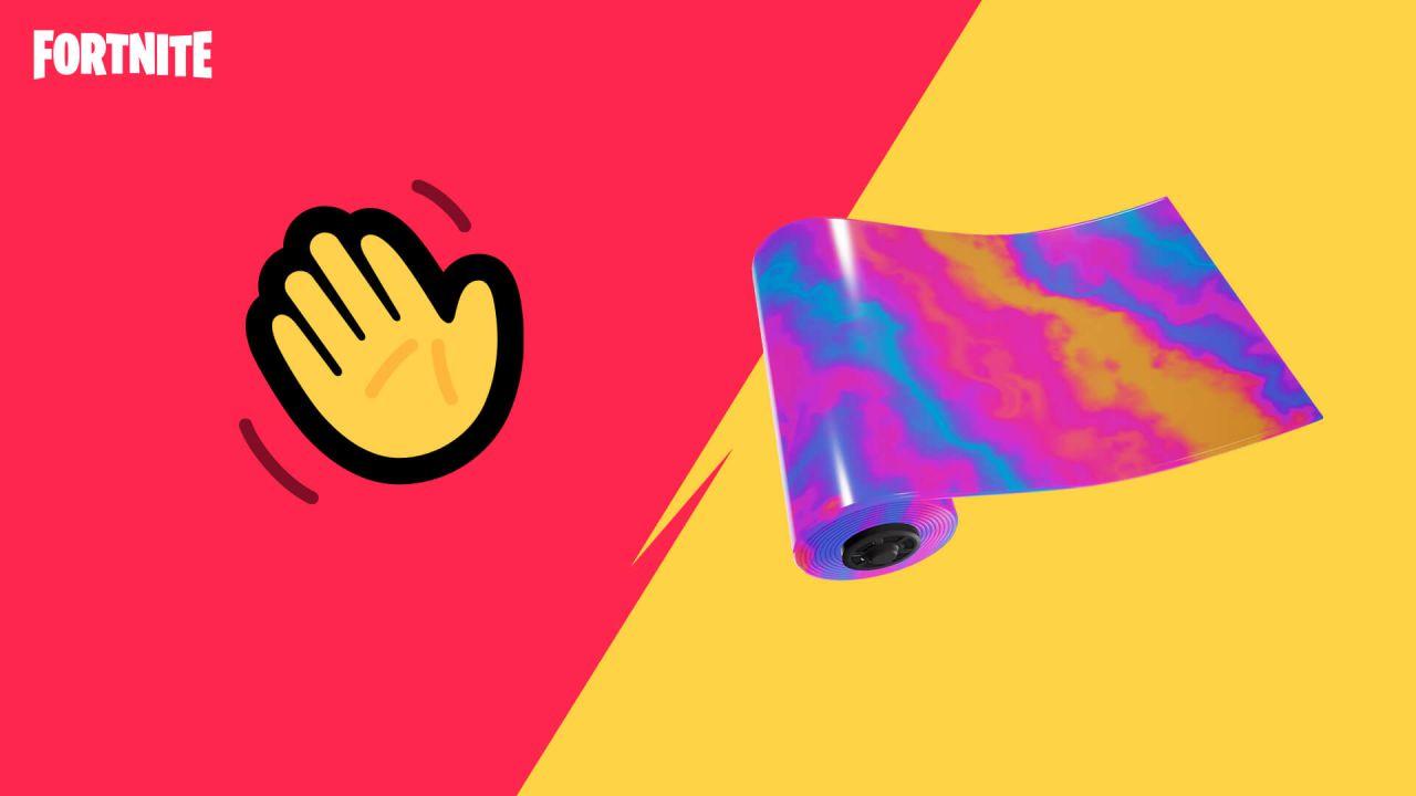 Fortnite: come sbloccare gratis la copertura Nebbia arcobaleno