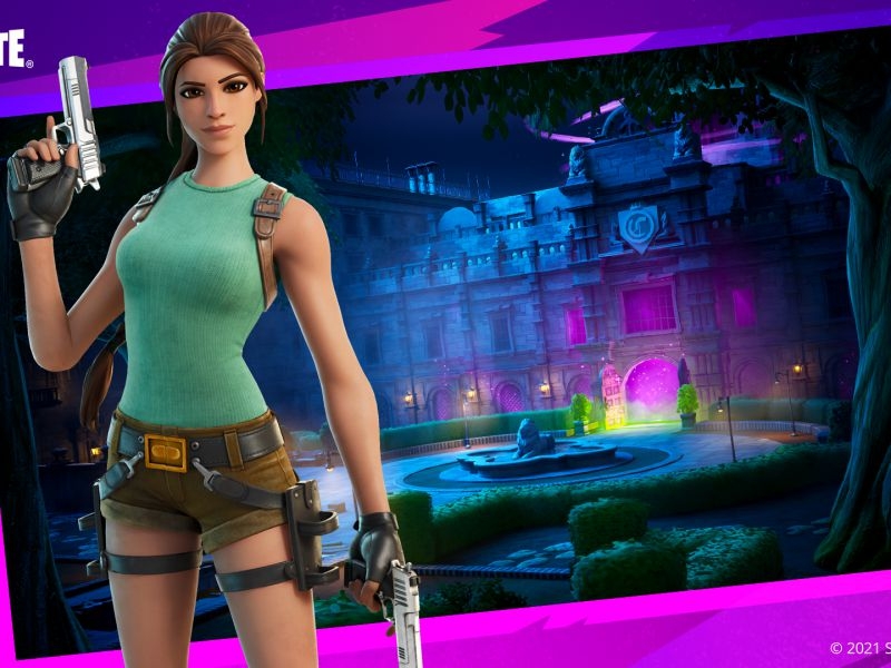 Fortnite: how to unlock the Lara Croft emote for free with the new code