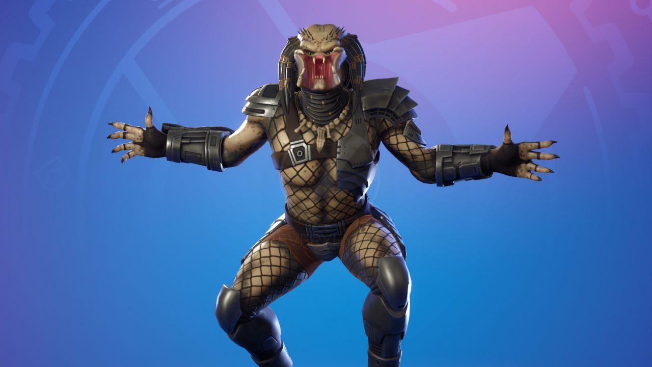Fortnite: come sconfiggere Predator e ottenere la skin gratis del pass
