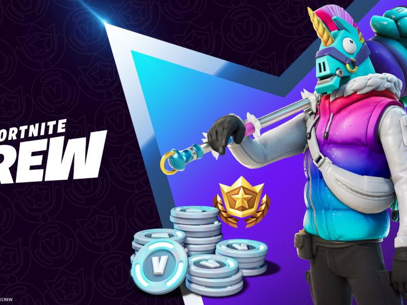 Fortnite Crew: a leak reveals the skin and other content of March